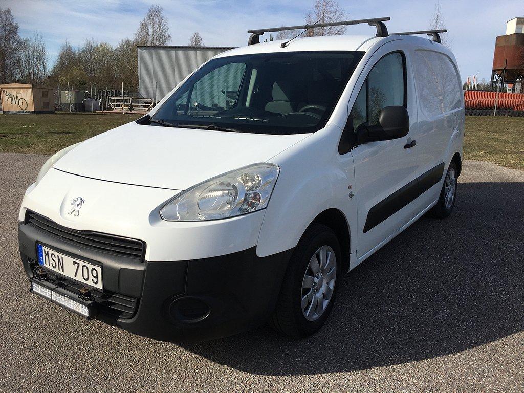 Peugeot Partner Skåpbil 1.6 HDi EGS 92hk