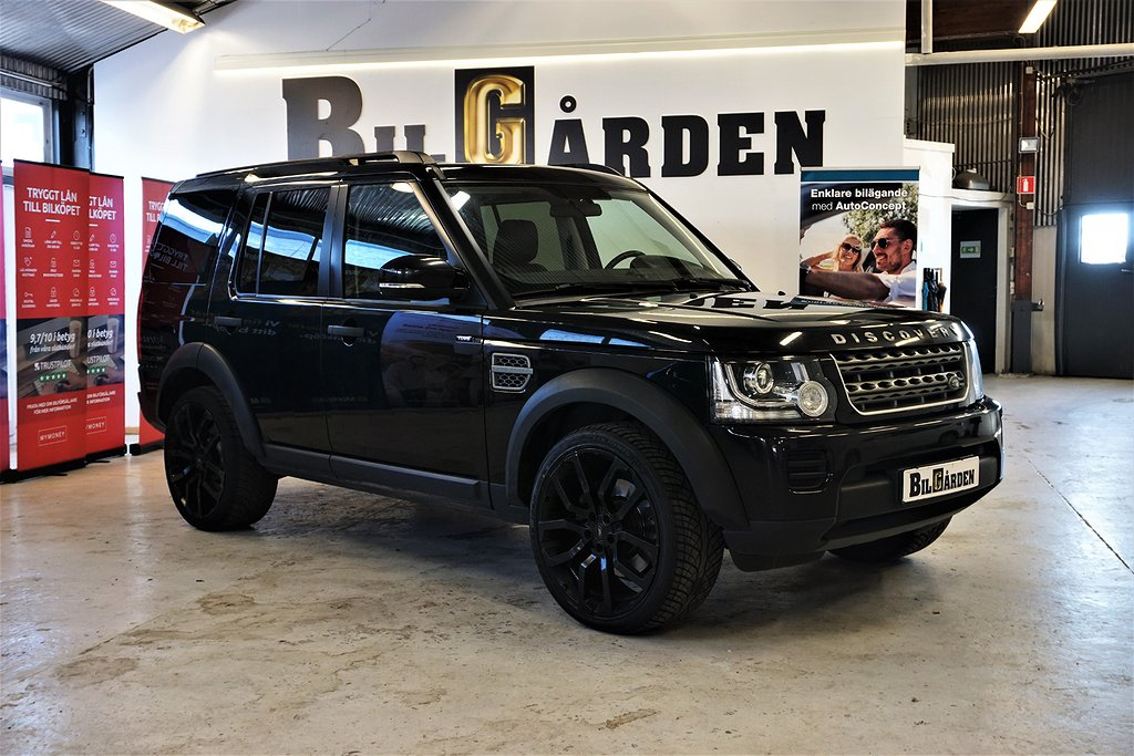 Land Rover Discovery 3.0 TDV6 4WD Automat 7-sits 211hk