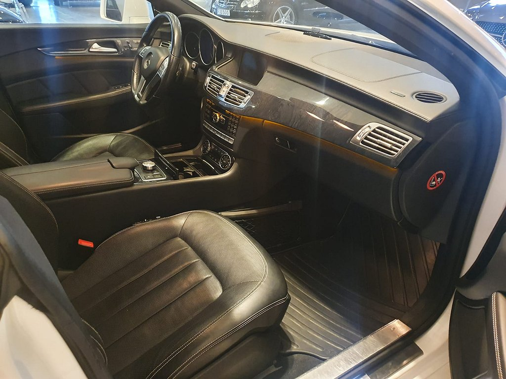 Bild till fordonet: Mercedes-Benz CLS