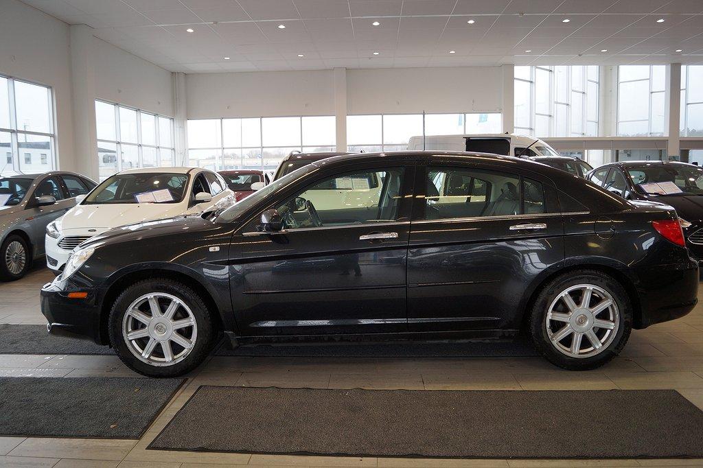Chrysler Sebring 2.7  186hk V6 Automat Limited, V-hjul