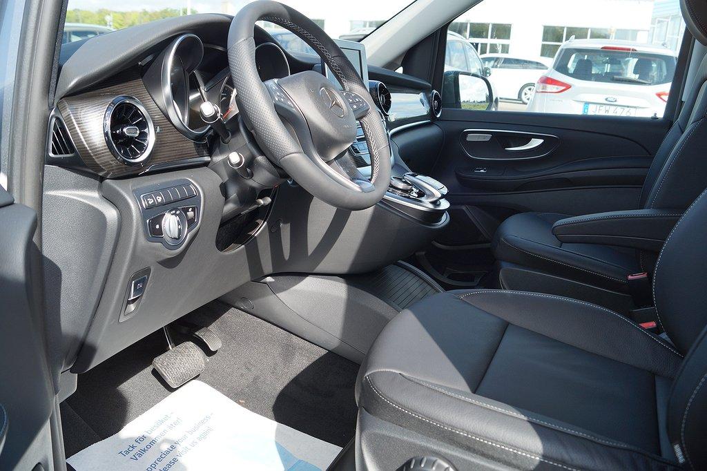 Mercedes-Benz V 300 d Avantgarde lång 4MATIC