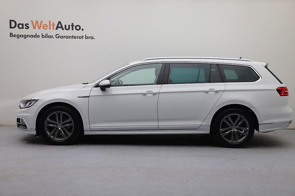 Volkswagen Passat SC TDI190 DSG6 4M GT R-Line/Executive/Drag/P-Värm