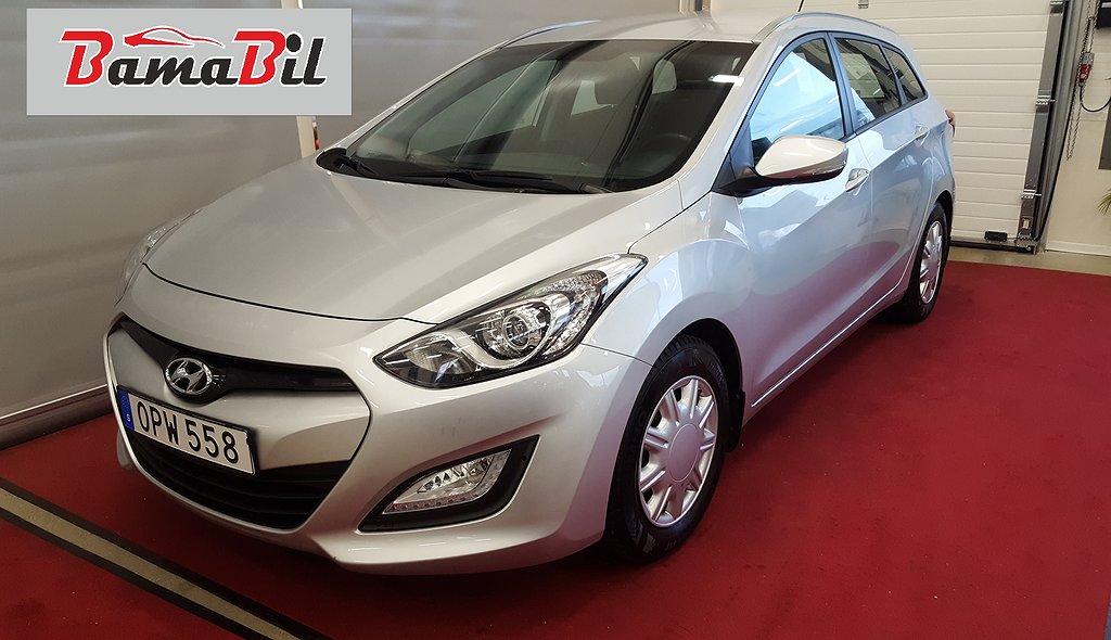 Hyundai i30 cw 1.6 GDI 135hk Nybilsgaranti