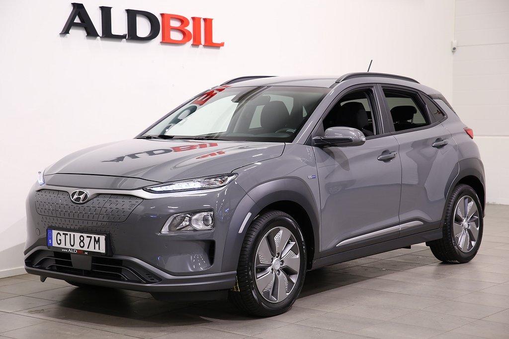 Hyundai Kona Electric 64 kWh 204hk Trend