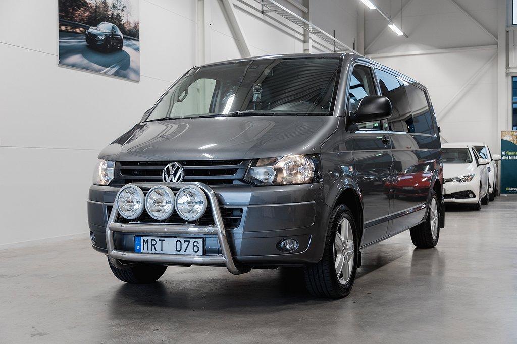 Volkswagen Transporter Kombi 2.0 TDI 4Motion DSG Comfort