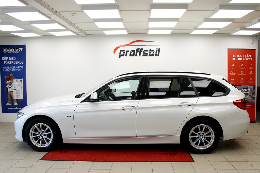 BMW 320 d xDrive Touring Steptronic Sport line 184hk