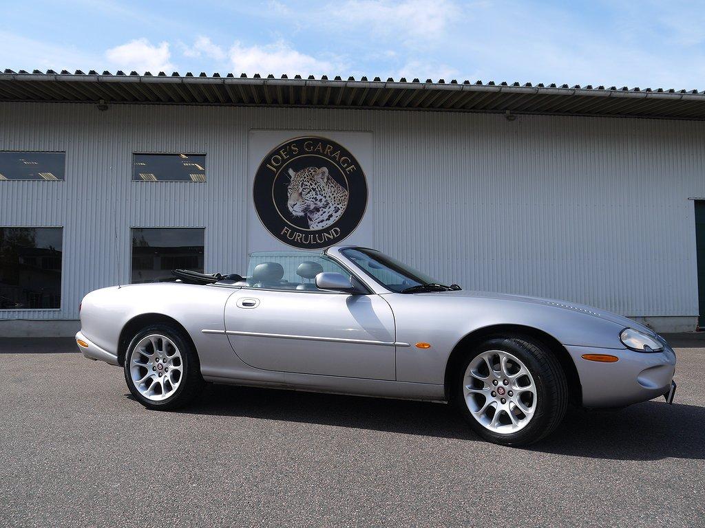 Jaguar XKR Lågmil, påkostad, ej USA!