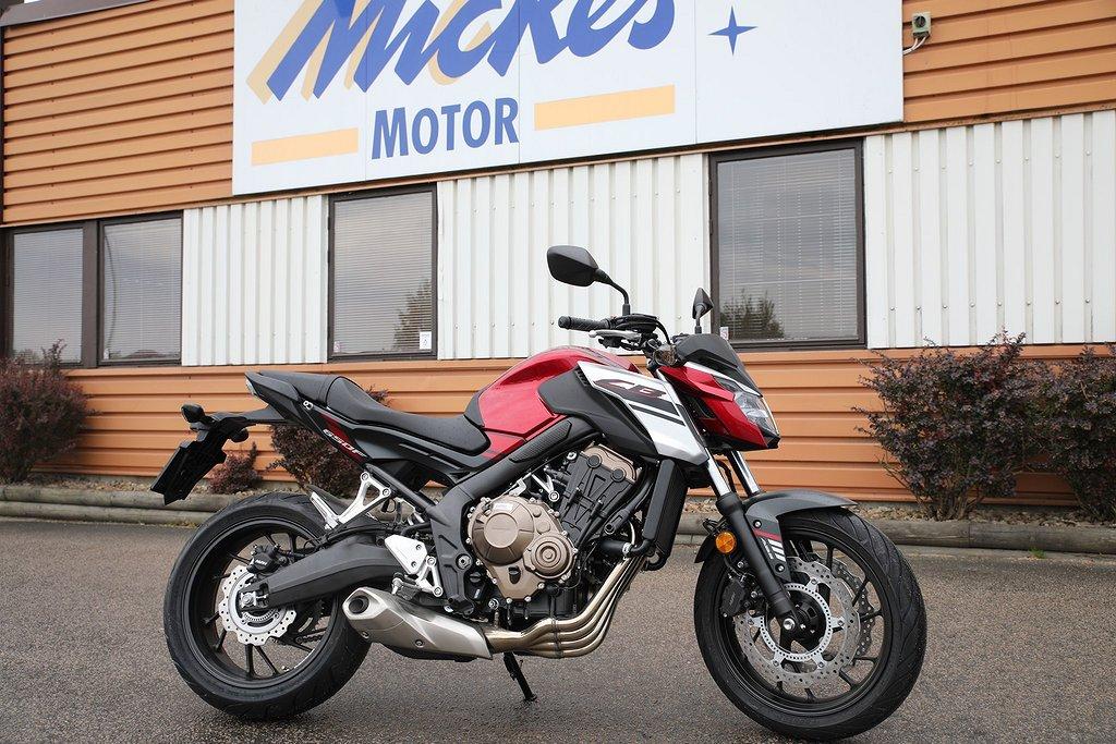 Honda CB 650 F ABS demo - Prissänkt!