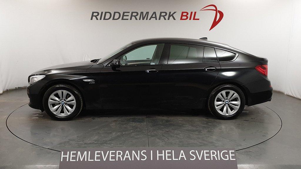 BMW 535 d xDrive GT Skinn Drag Komfstol Backkamera 299hk