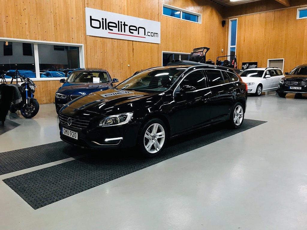 Volvo V60 D5 Hybrid AWD Momentum EU6 231hk