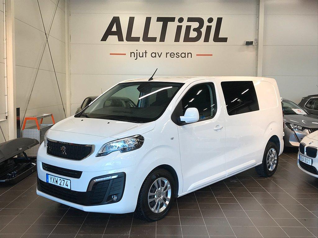 Peugeot Expert EXPERT PRO+ CREW CAB L2 120hk/skatt 2.980kr