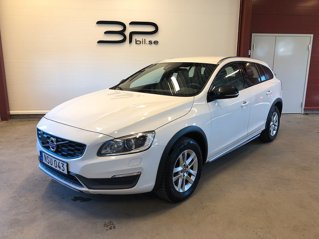 Volvo V60 Cross Country D4 AWD AUT /Euro6/