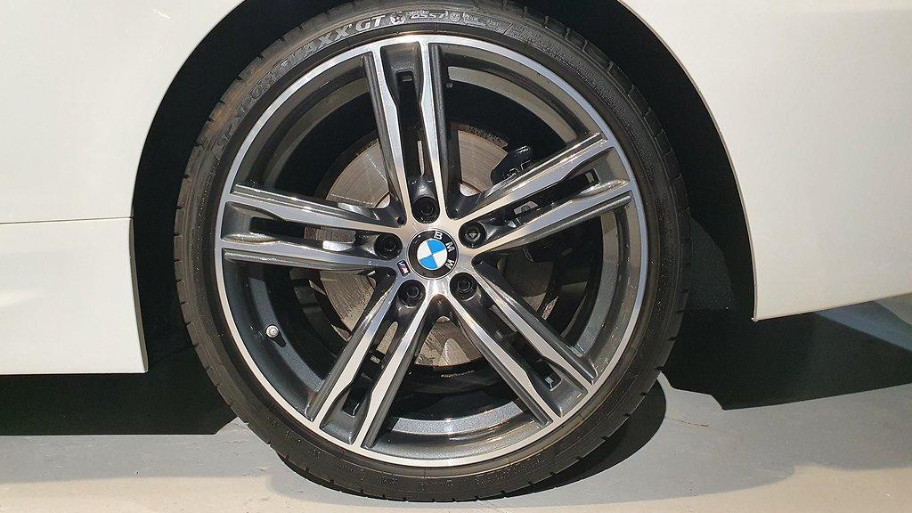 BMW 640 i xDrive cab Steptronic M Sport 320hk Convertible