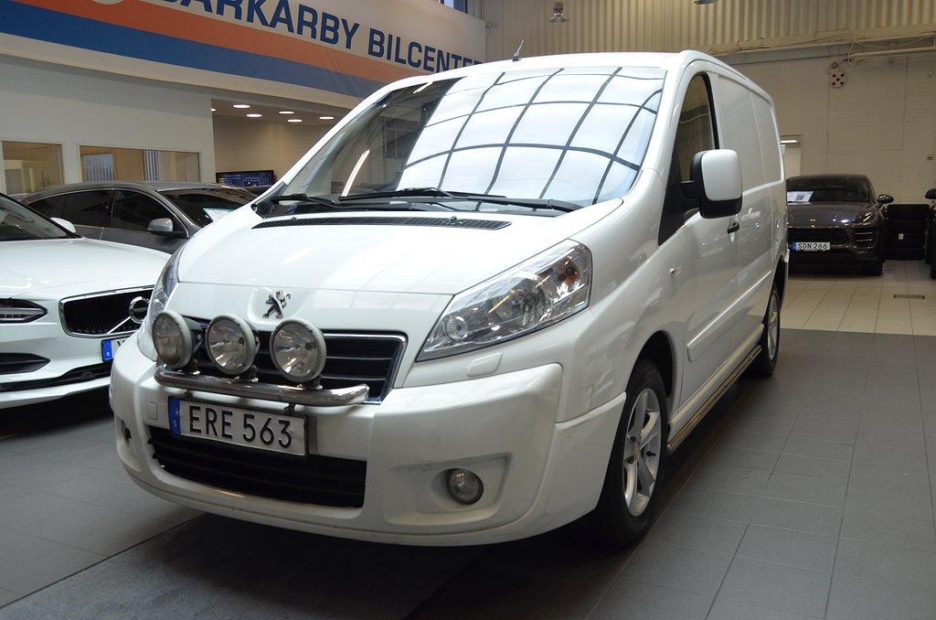 Peugeot Expert 2.0 HDi 128hk / M-Värme / Krok / Bågar