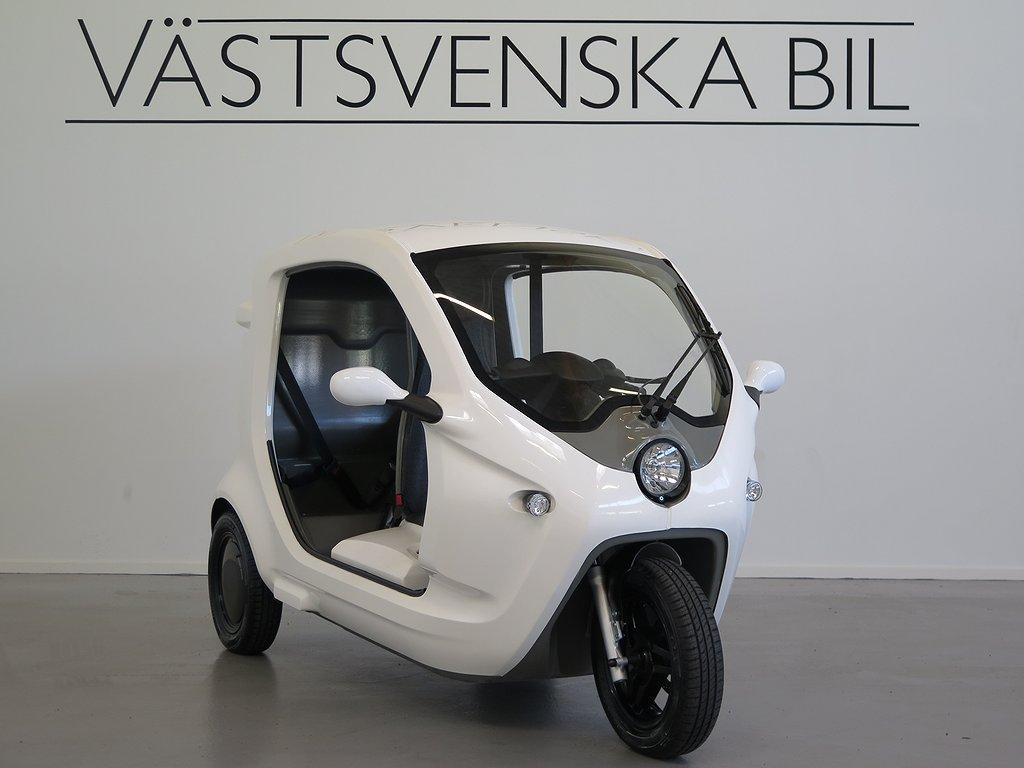 Övrigt Zbee Rs/Cargo EU-Moped / 100% El