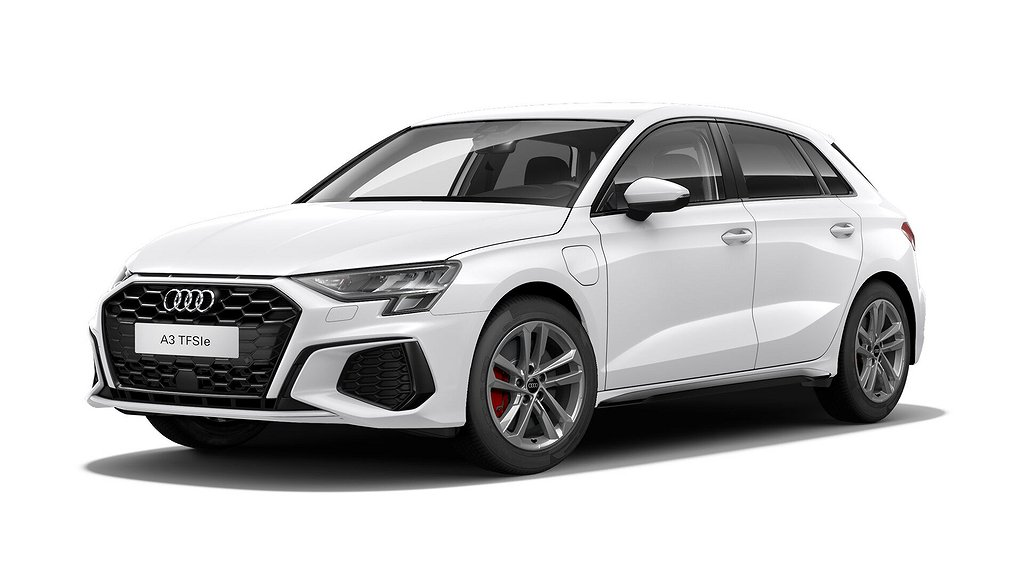 Audi A3 NYA Laddhybrid/E-tron 63km