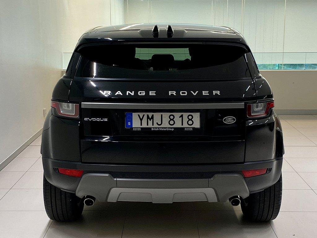 Land Rover Range Rover Evoque SE D150 AWD - Panoramatak