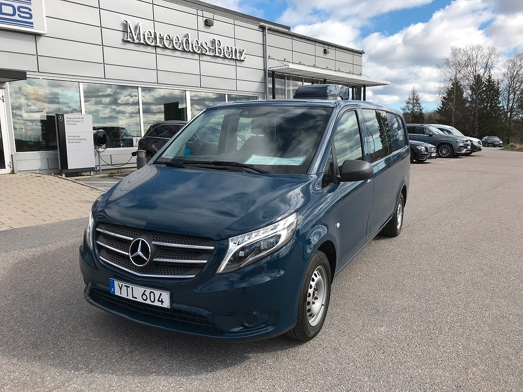 Mercedes-Benz Vito 114 d 7G-Tronic Plus 5-sits