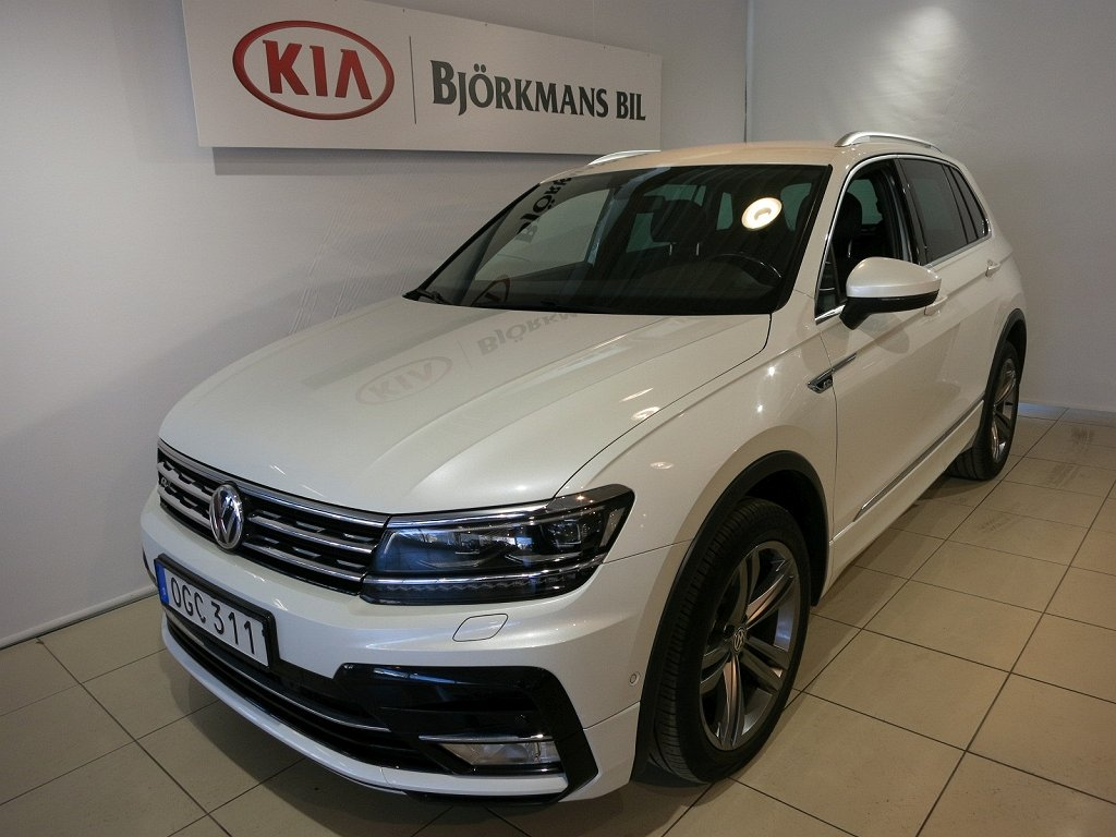 Volkswagen Tiguan 2.0 TDI SCR 4 Motion DSG Executive