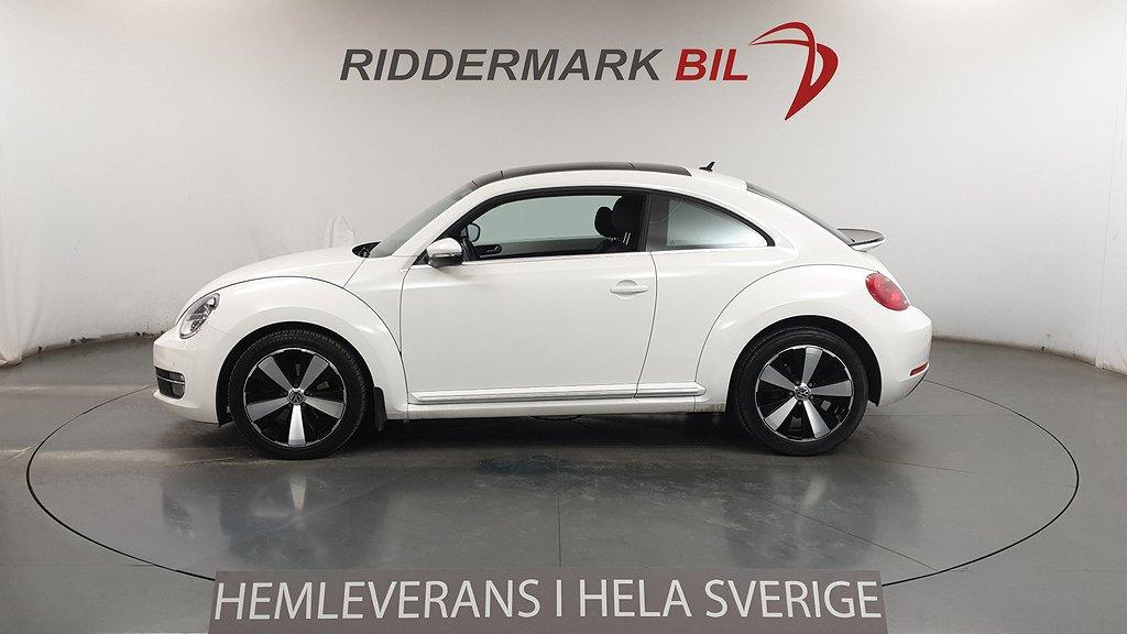 VW Beetle 1.4 TSI (160hk)