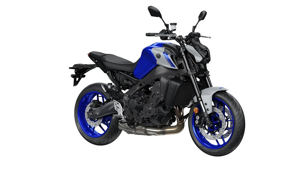 Yamaha MT09 NYHET