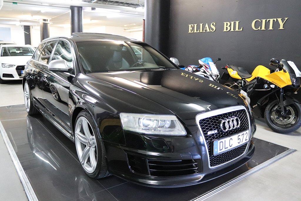 Audi RS6 6 Avant 5.0 V10 TFSI quattro Automat 580hk