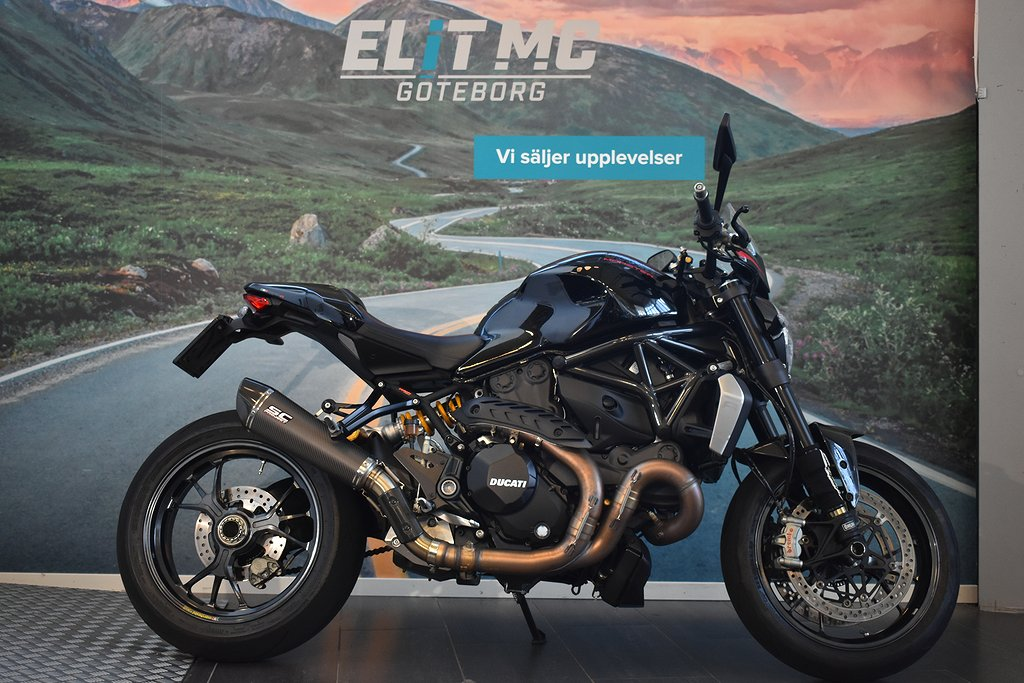 Ducati MONSTER 1200R - 963 MIL | - Elit MC