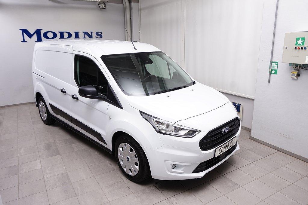 Ford Connect 1,5 120HK AUT L2 Adaptivfart/Värmare/Backkamera