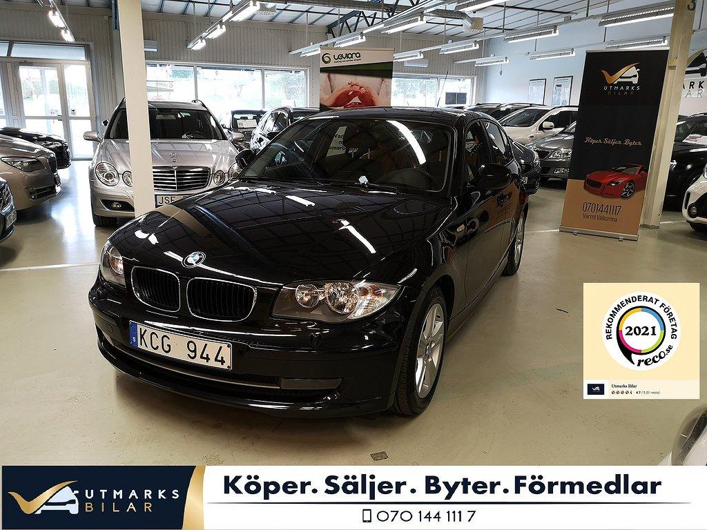 BMW 118 d 5-door Advantage, Comfort 143hk 10500mil