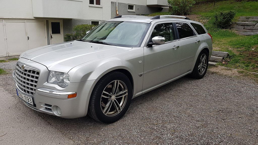 Chrysler 300C 3.0 V6 CRD Touring M-värm Dragk