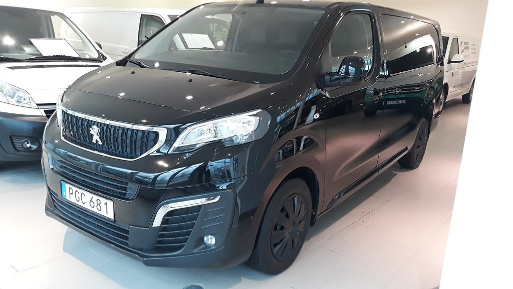 Peugeot Expert Långt Skåp 150hk