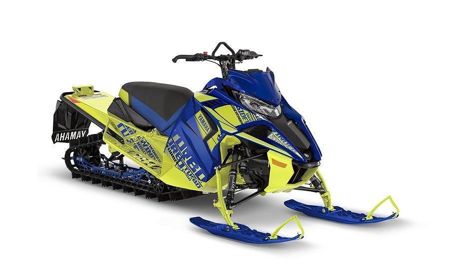 Yamaha Sidewinder MT-X 153 LE