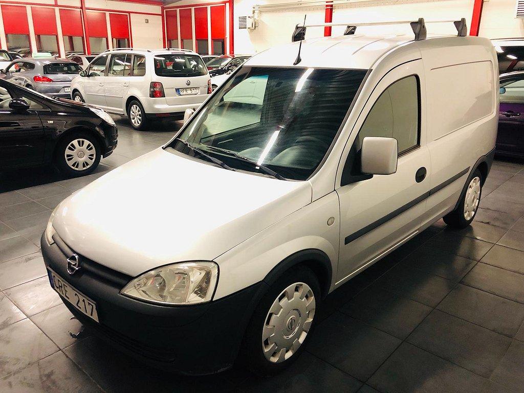 Opel Combo Van 4-dörrar 1.3 CDTI ecoFLEX 75hk 0.-KONTANT