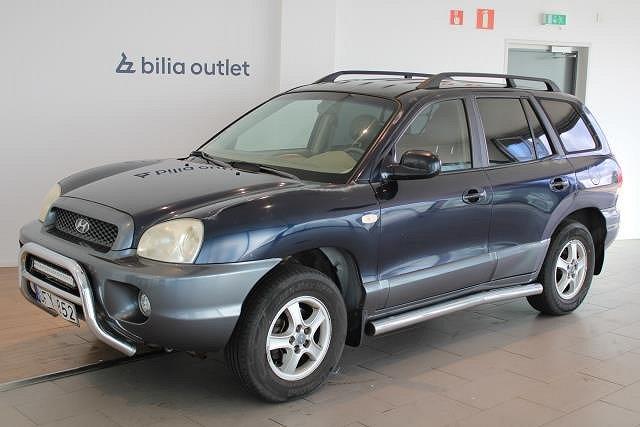 Hyundai Santa Fe 2.4 146hk