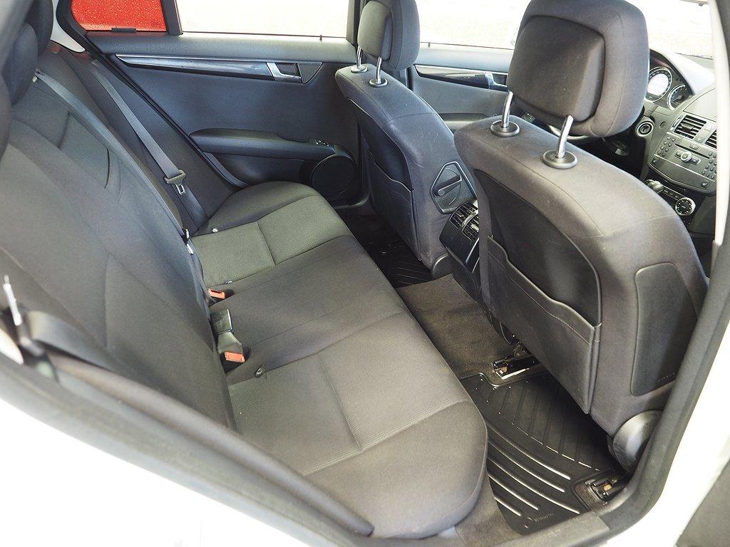 Mercedes-Benz C 180 T CGI Aut Classic Blåtand 156hk 2010