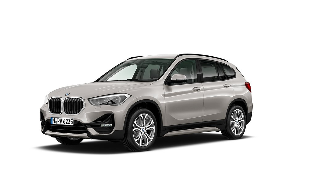 BMW X1 xDrive20d/ Model Sport/ Connected