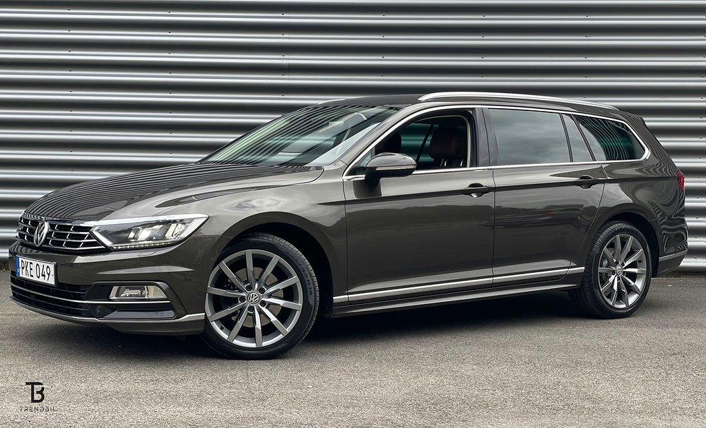 Volkswagen Passat | Executive | Cockpit | Drag | Kam | Värma