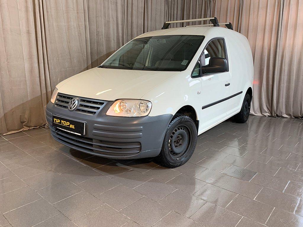 Volkswagen Caddy Panel Van 2.0 EcoFuel (109hk)