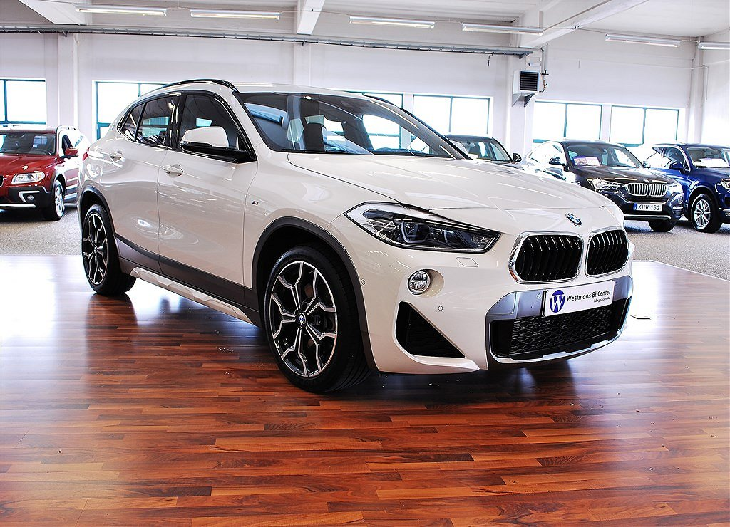 BMW X2 xDrive 20d 190 hk M Sport X *Navi*