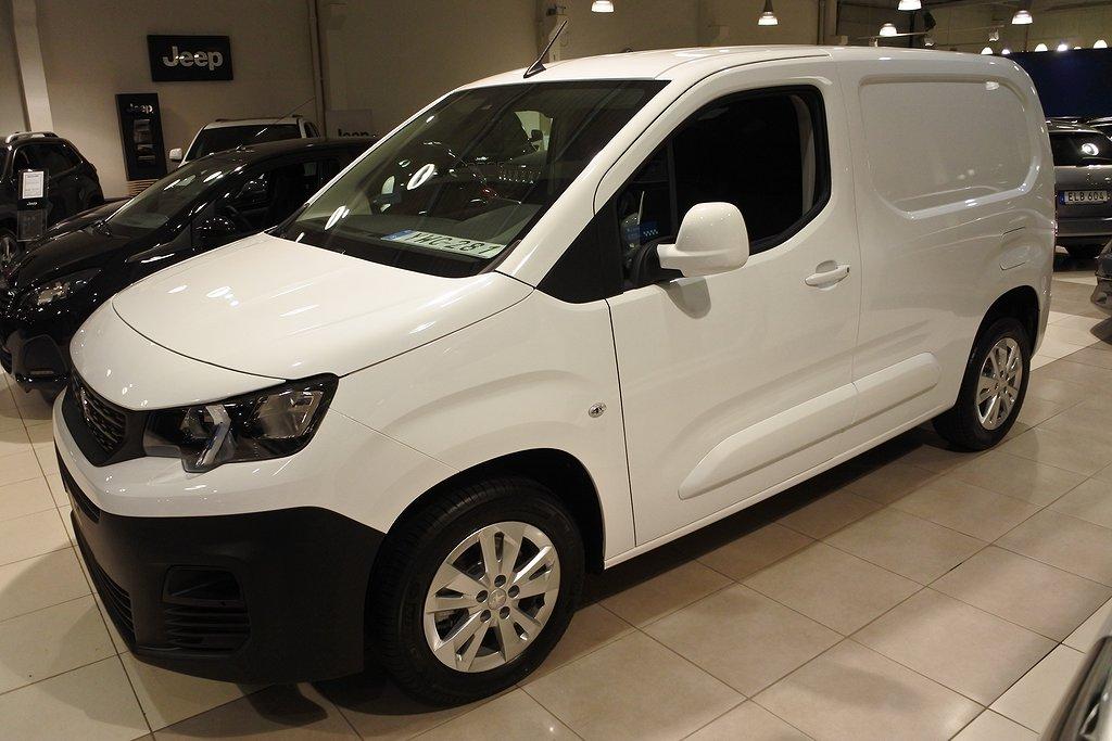 Peugeot Partner Pro+ L 1 Launch Edition 100 Hk
