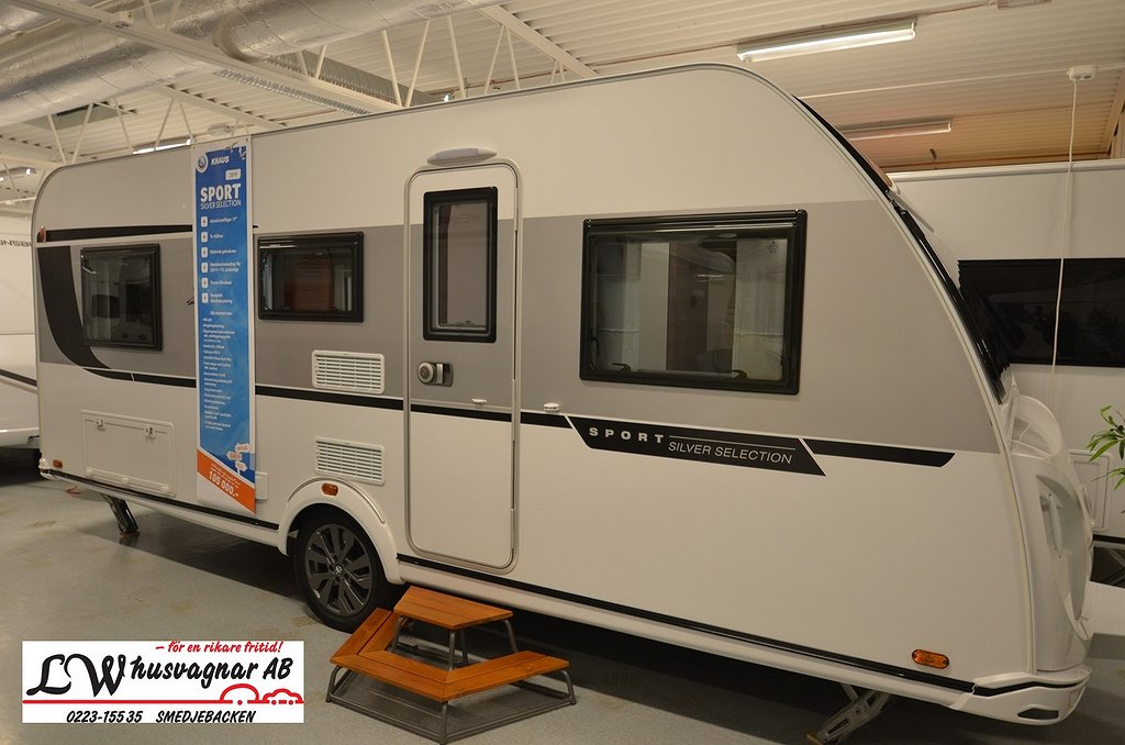 Knaus Sport Silver Selection 540 UE