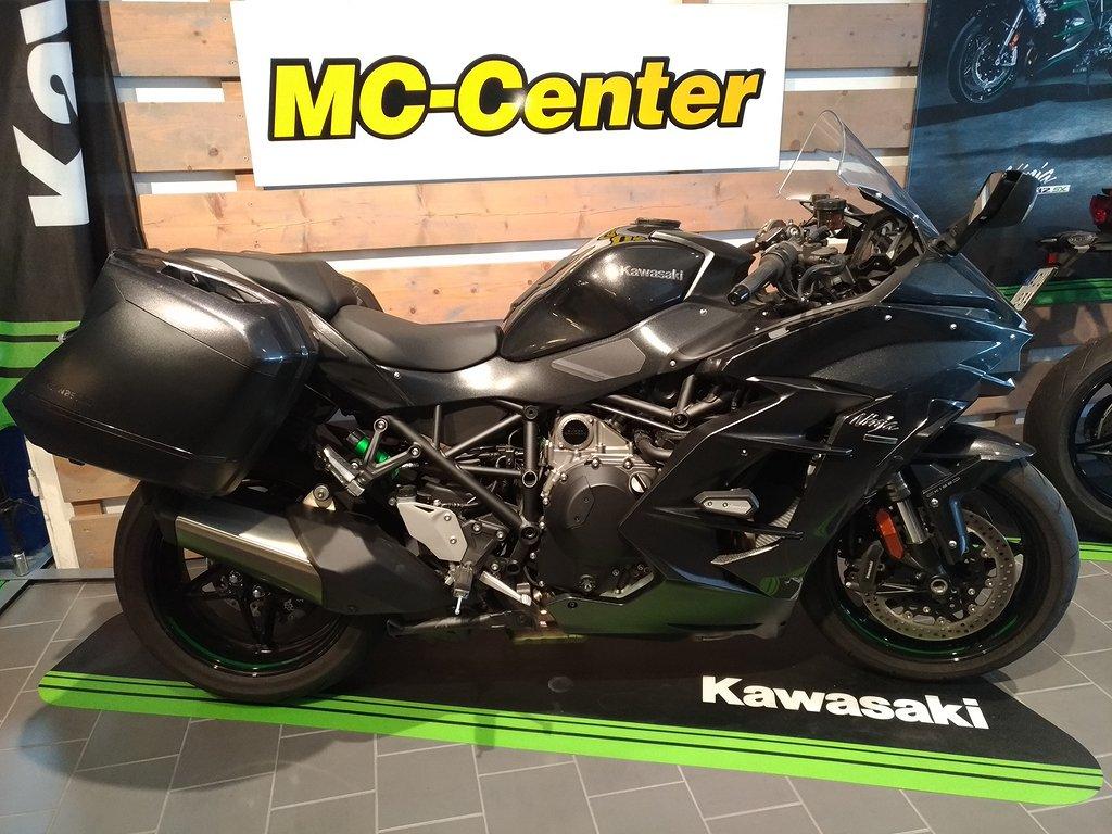Kawasaki Ninja H2 SX Tourer 200hk