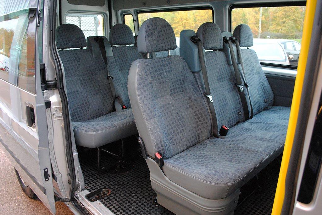Ford Tourneo Transit 2.2 TDCi Trend 125hk 350 L Bakgavellyft