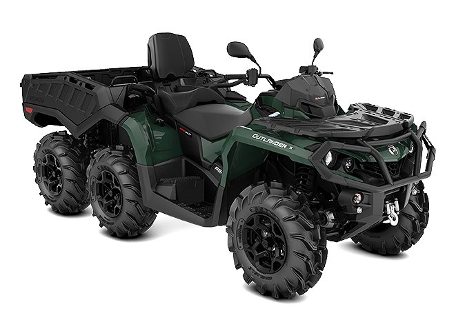 Can-Am Outlander Outlander 6x6 Max XU+T 650 side wall