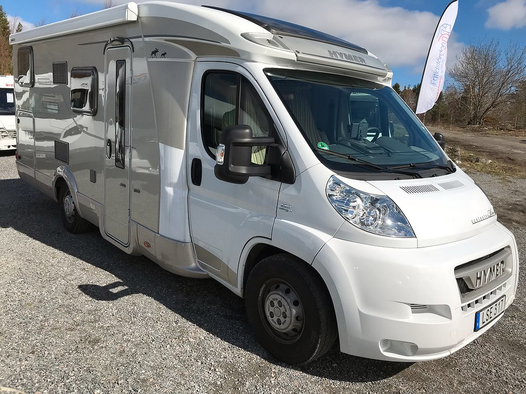 Hymer 674 Exclusive Line