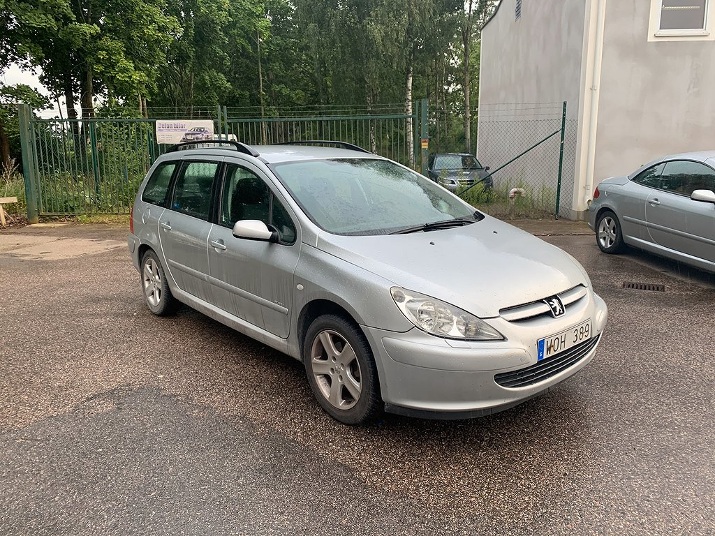 Peugeot 307 Break 2.0 XR 136hk