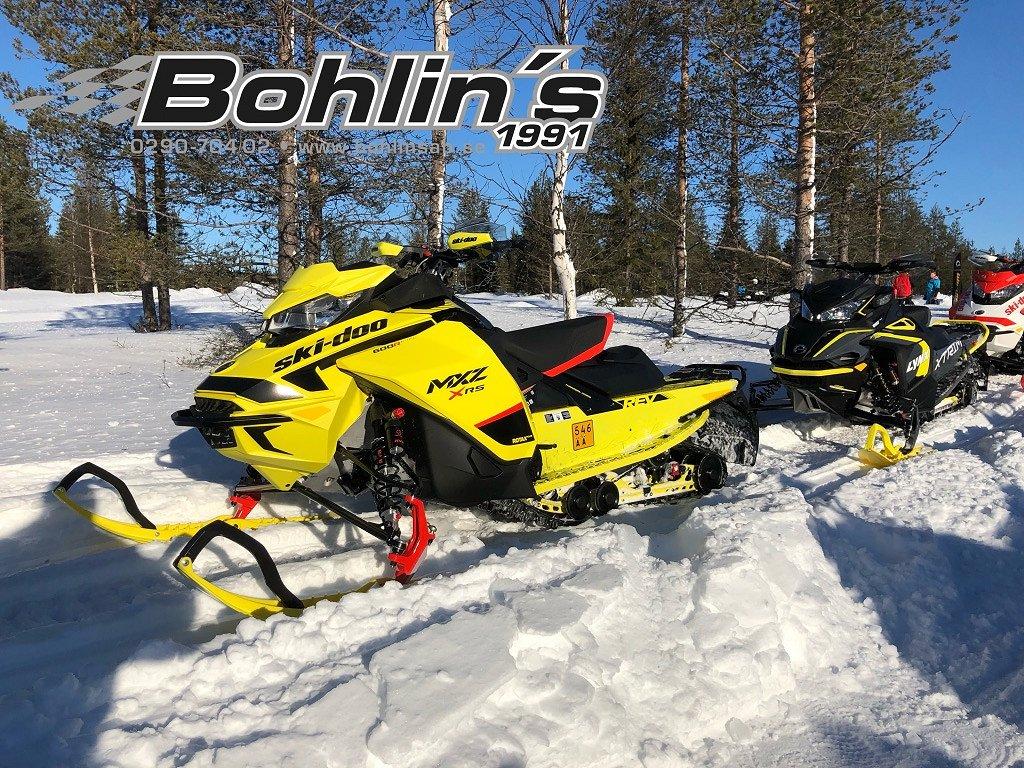 Ski-doo MXZ XRS 600R -2020 *BOKA NU*