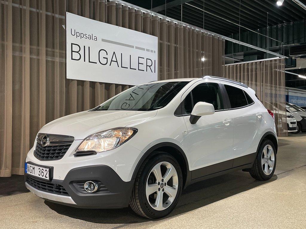 Opel Mokka 1.6 ecoFLEX 115hk - Drag Motorvärmare Bytt Kamrem