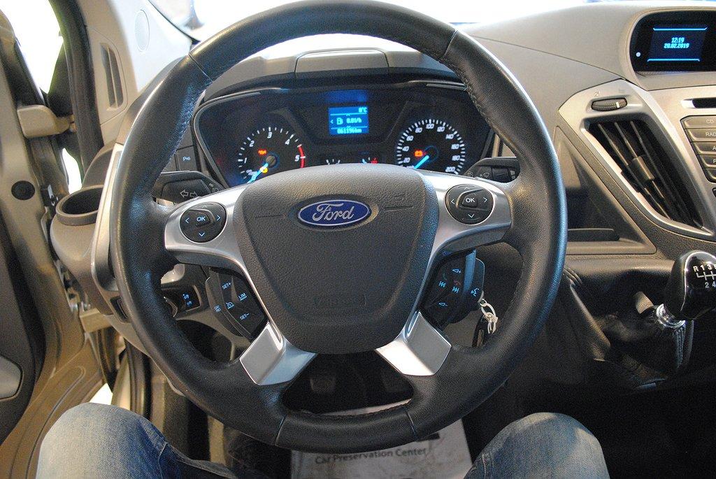 Ford Custom L2 2.2 TDCi 125hk Limited Skåp