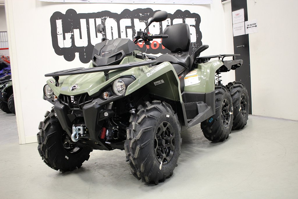 Can-Am Outlander 6x6 450 Max Pro 2019